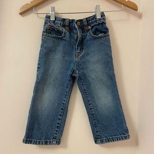 Children's Place Classic Fit Jeans. Size:3T Boys.